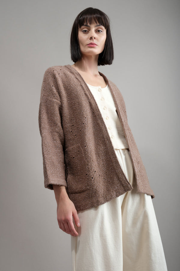 Wol Hide Loose Cardigan