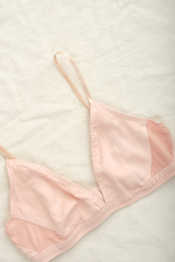 Kent ZAP Soft Bra In Blush Silk