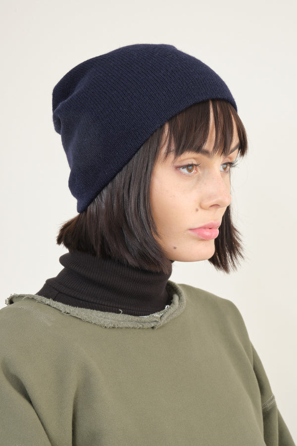cashmere slouchy beanie Paychi Guh