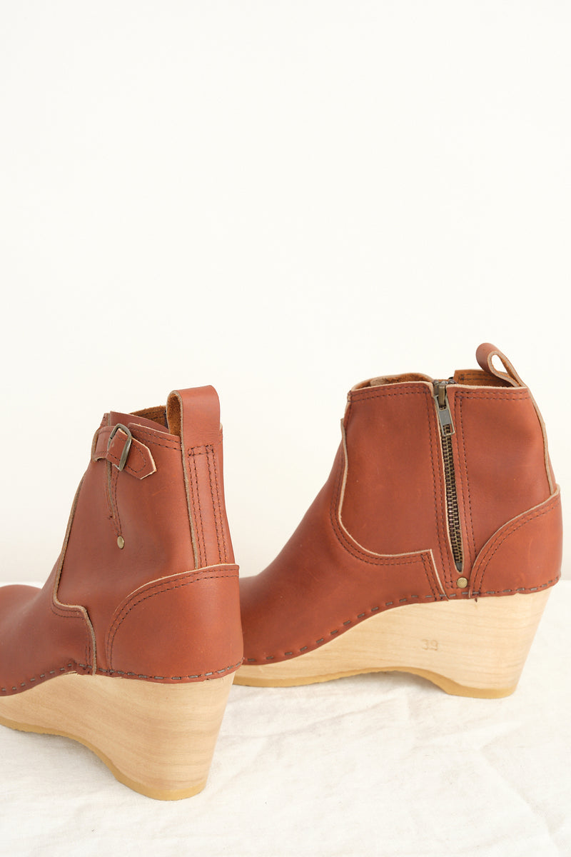 wedge boots no. 6