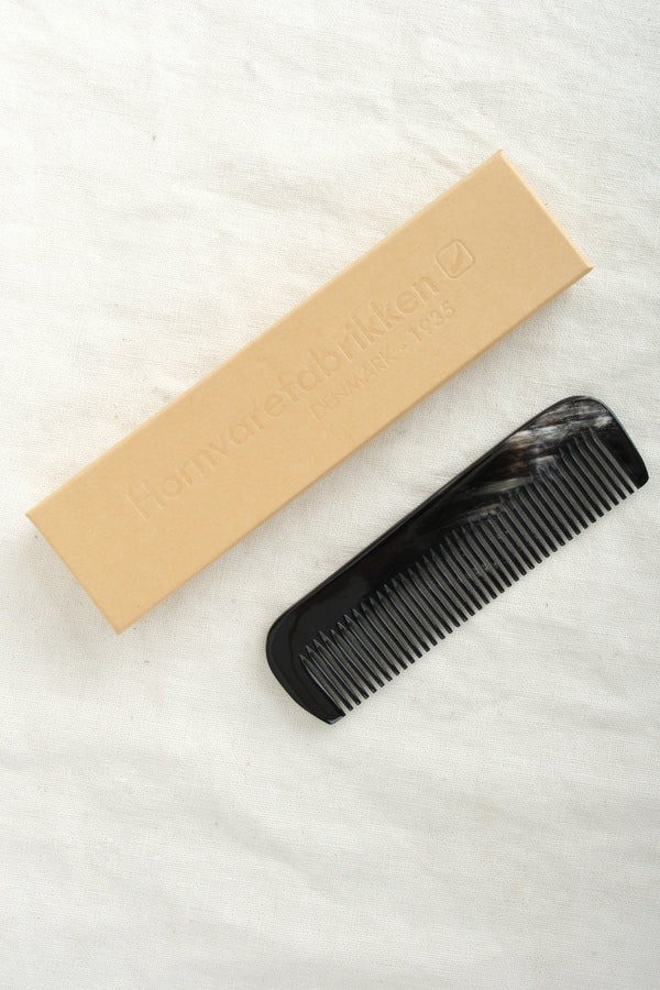 Redecker Cow Horn Comb