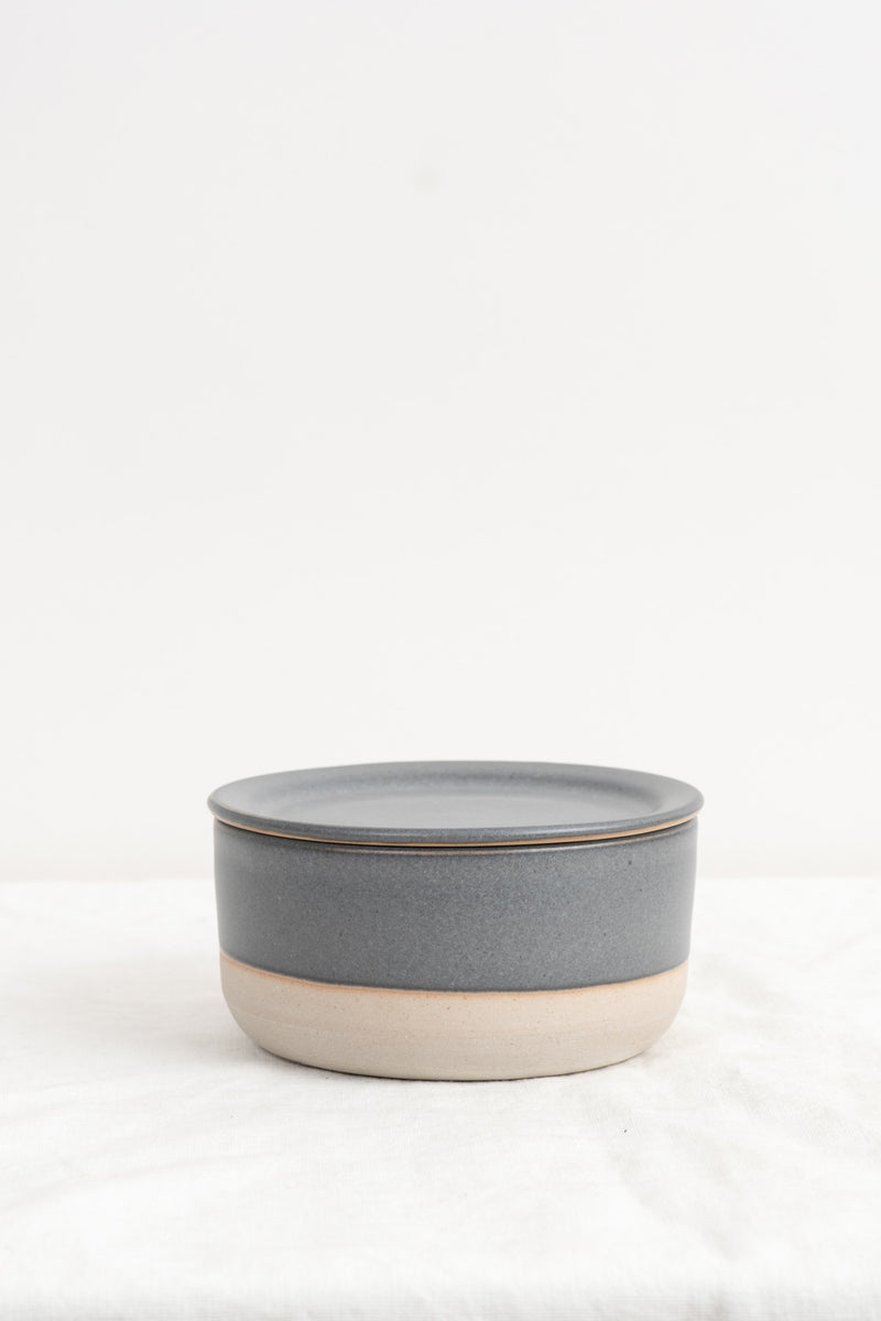 WRF Lab Ceramics Small Lidded Container