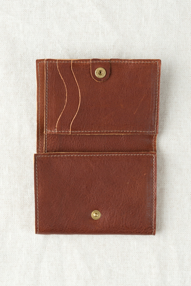 Trifold Leather Wallets