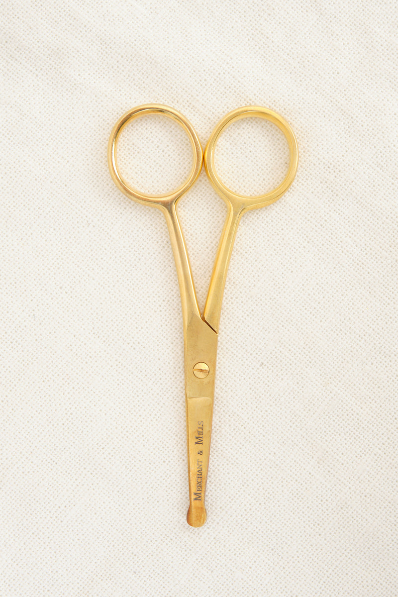 merchant and mills short blade safety scissors
