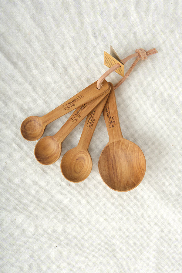 Be Home Round Measuring Spoons