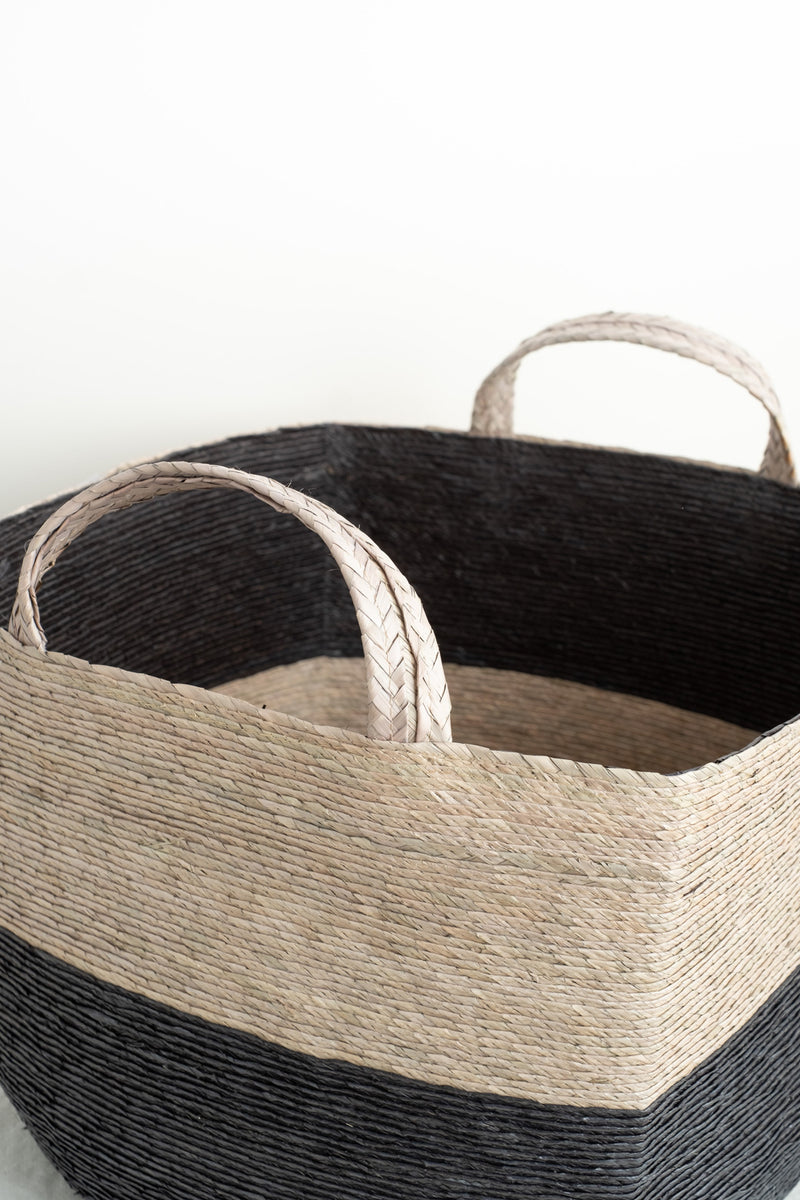 straw baskets makaua