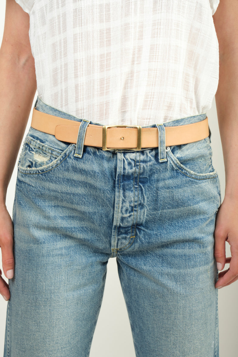 Kika NY Conway Belt In Natural