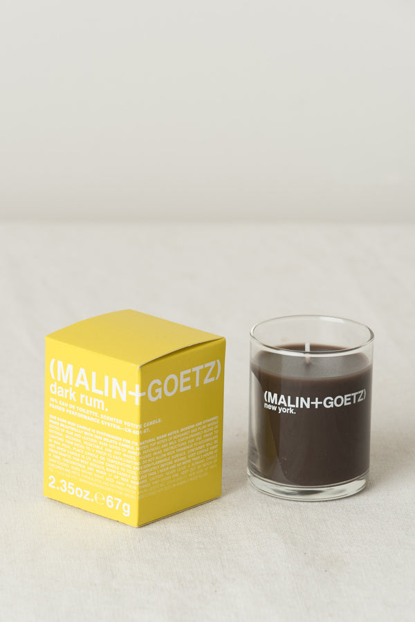 Malin + Goetz Dark Rum Votive