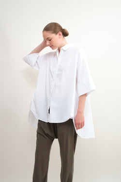 Kristensen du Nord cotton button up