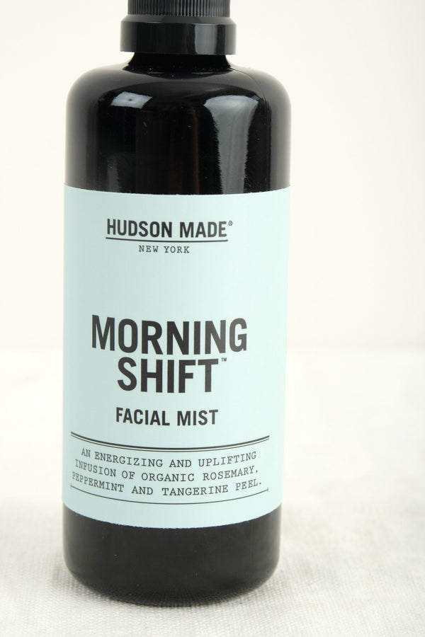 Hudson Made Morning Shift Facial Mist Peppermint