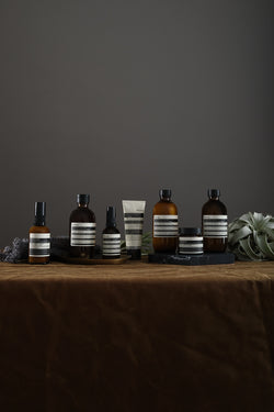 aesop skincare collection