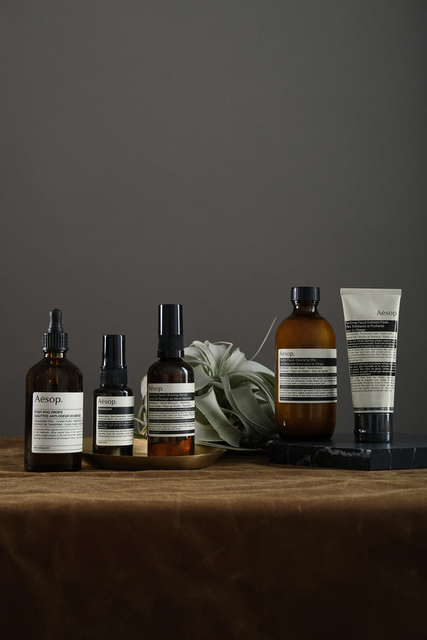 aesop face and body care