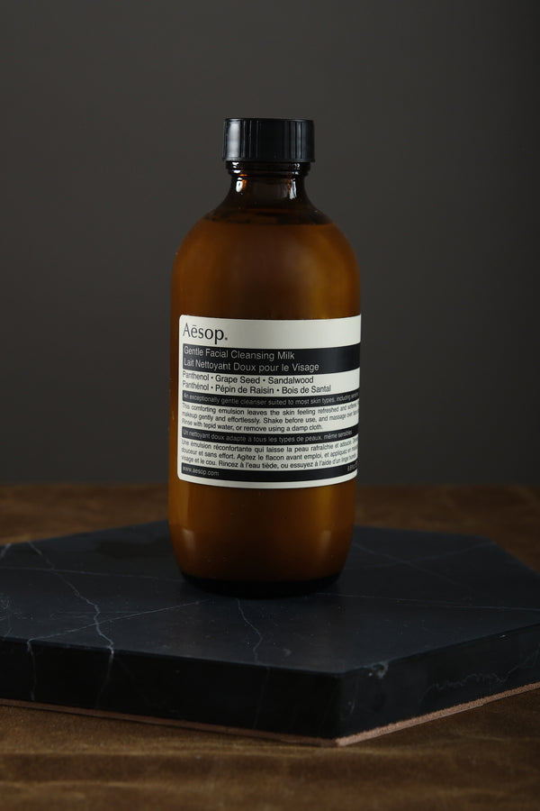 gentle facial cleansing milk aesop