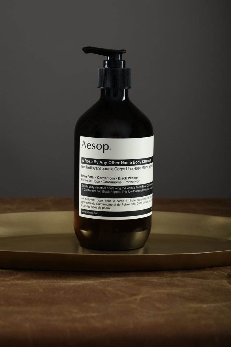 a rose by any other name body cleanser Aesop
