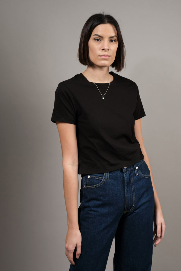 Amo Design Babe Tee in Black