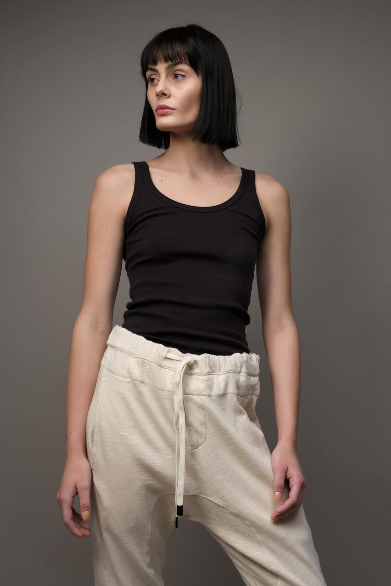 Amo Denim layering tank in vintage black