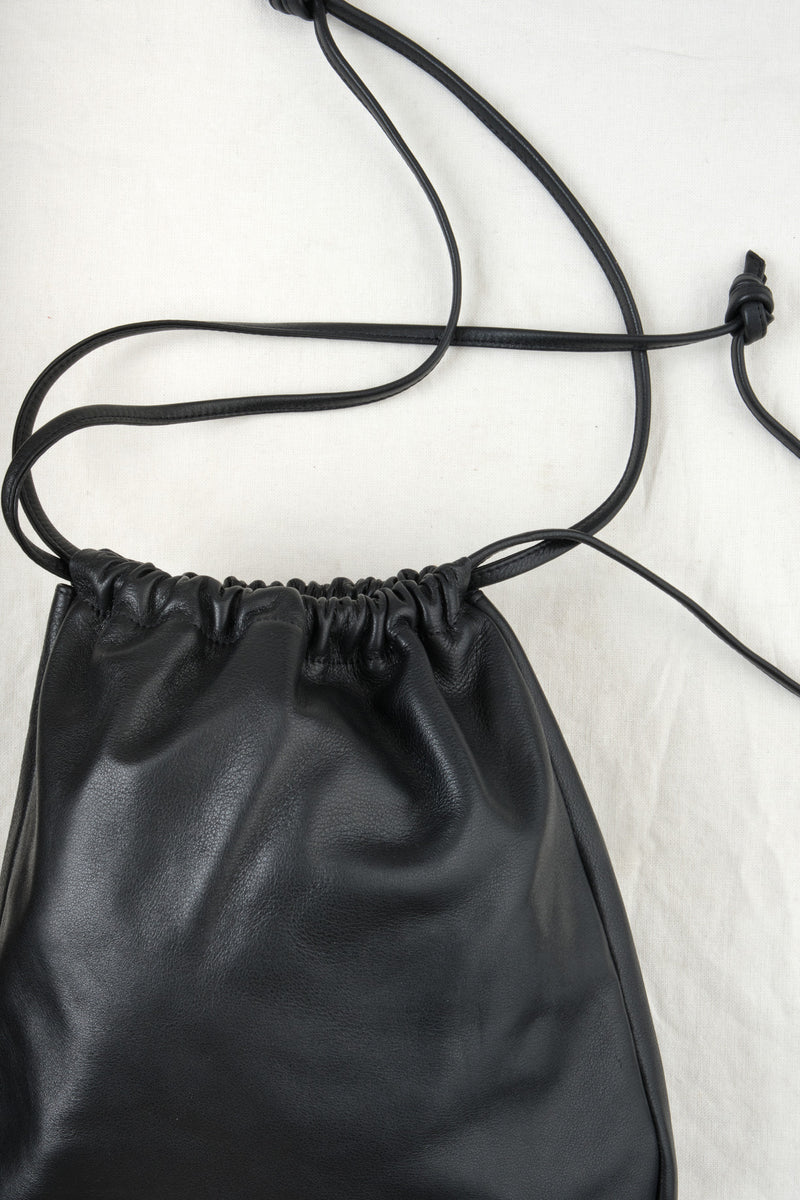 Are Studio Black Leather Bag