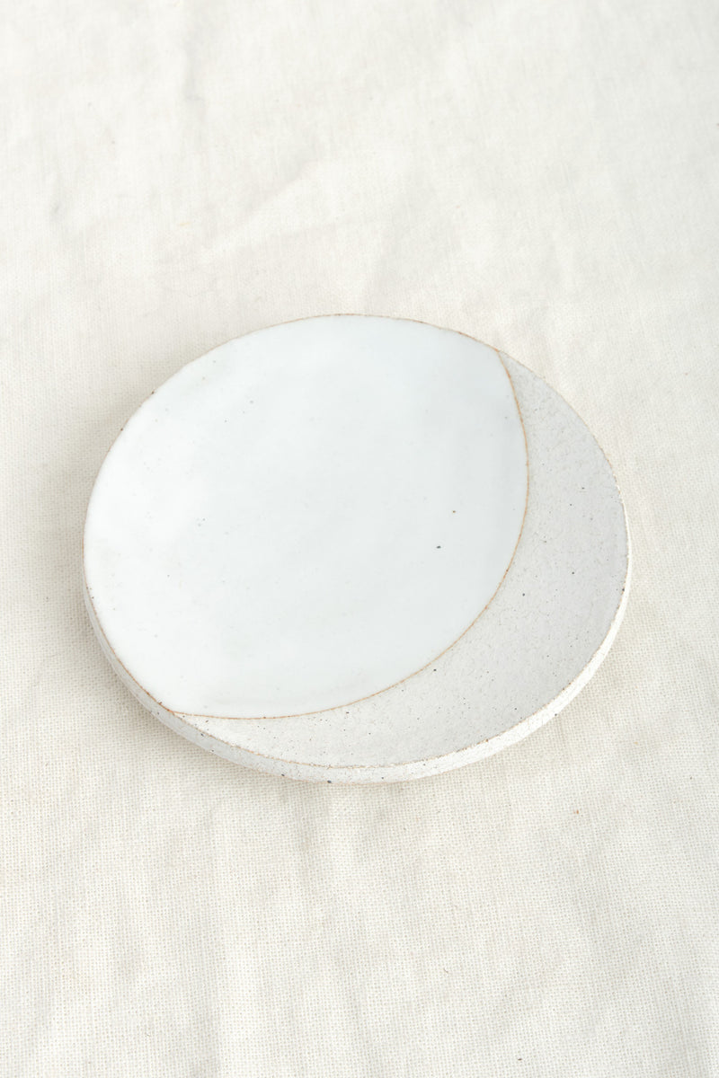 Mquan Studio Eclipse Dish White