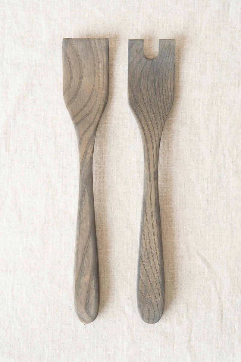 Farmhouse Pottery Salad Servers