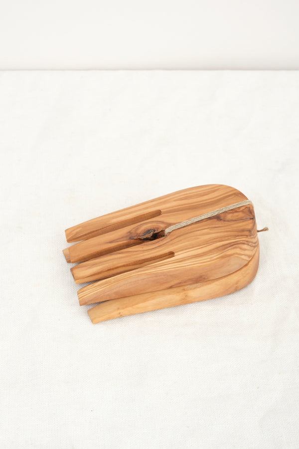 Be Home Olive Wood Salad Hands