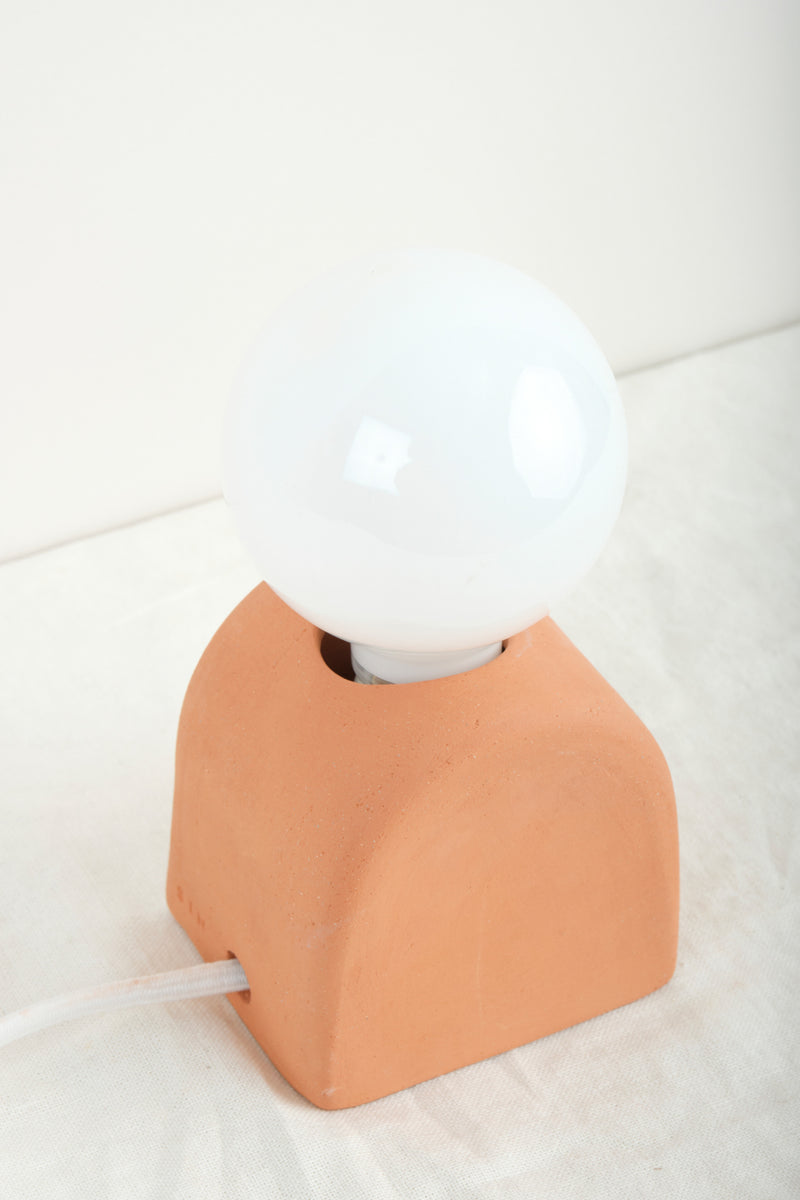 SIN Mima Table Lamp Terracotta