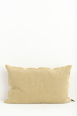 "Maison de Vacances  16 x 24"" Vice Versa Cushion"