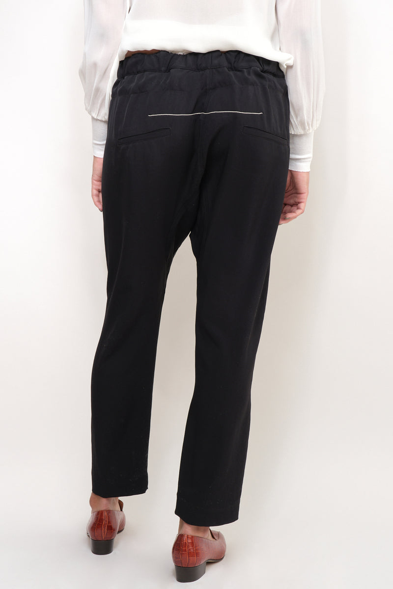 women's pants Triacetate Relaxed Pant