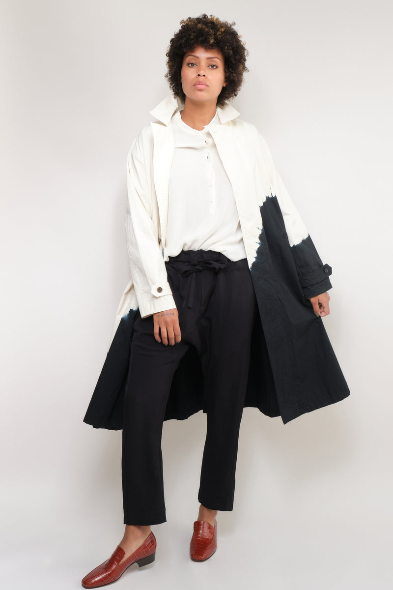 bassike Triacetate Relaxed Pant
