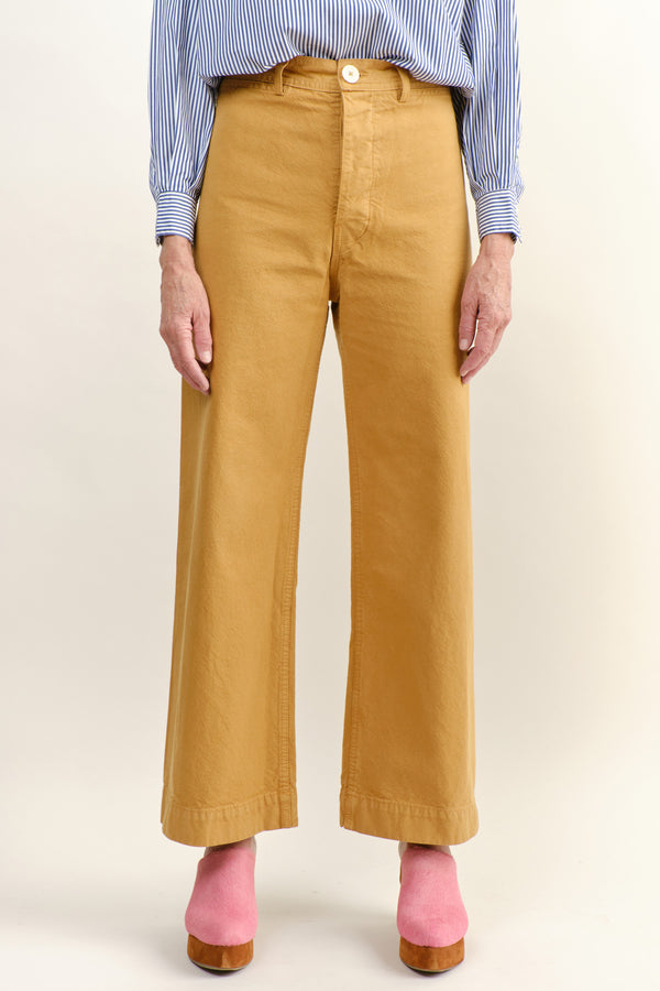 Wheat Sailor Pants Jesse Kamm