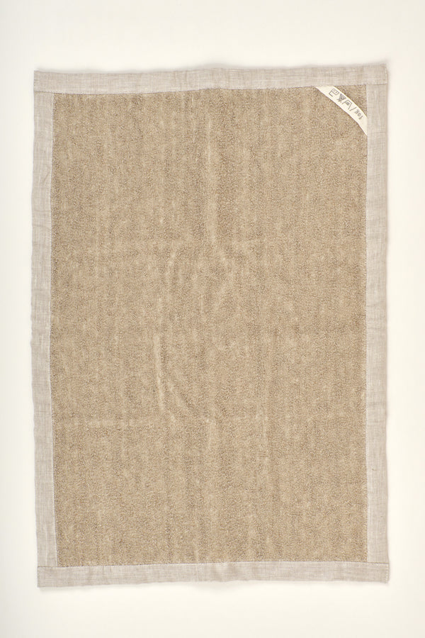 Fog Linen Work Massage Bath Mat