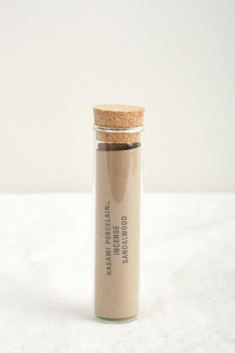 Hasami Porcelain Sandalwood Incense