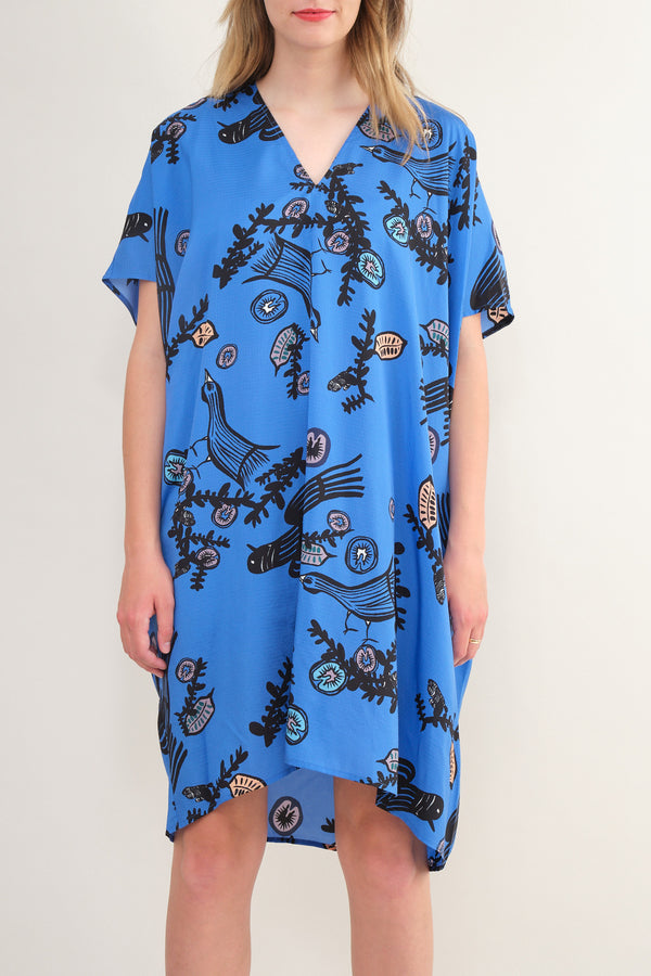 Dima print dress Christian Wijnants