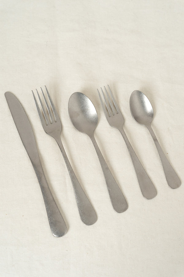 Farmhouse Pottery Woodstock 5-Piece Flatware Set