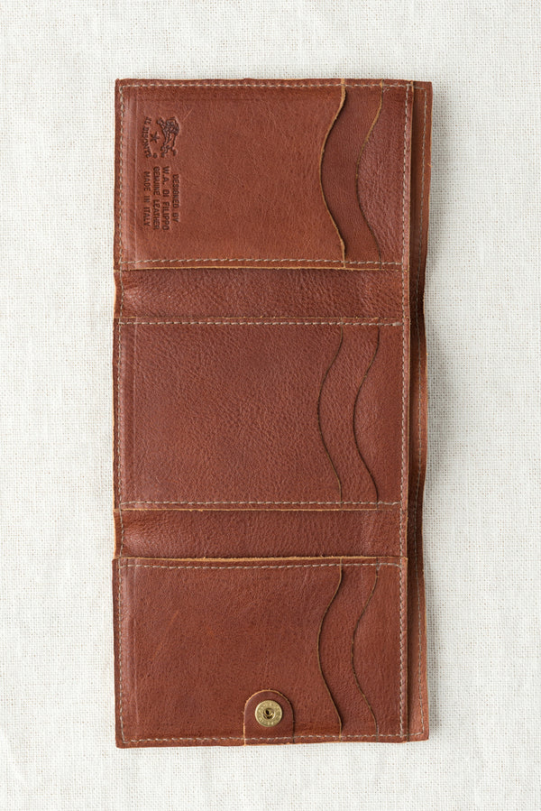 Vegetable Tanned Leather Wallets