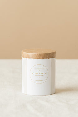 bixby creek mini candle