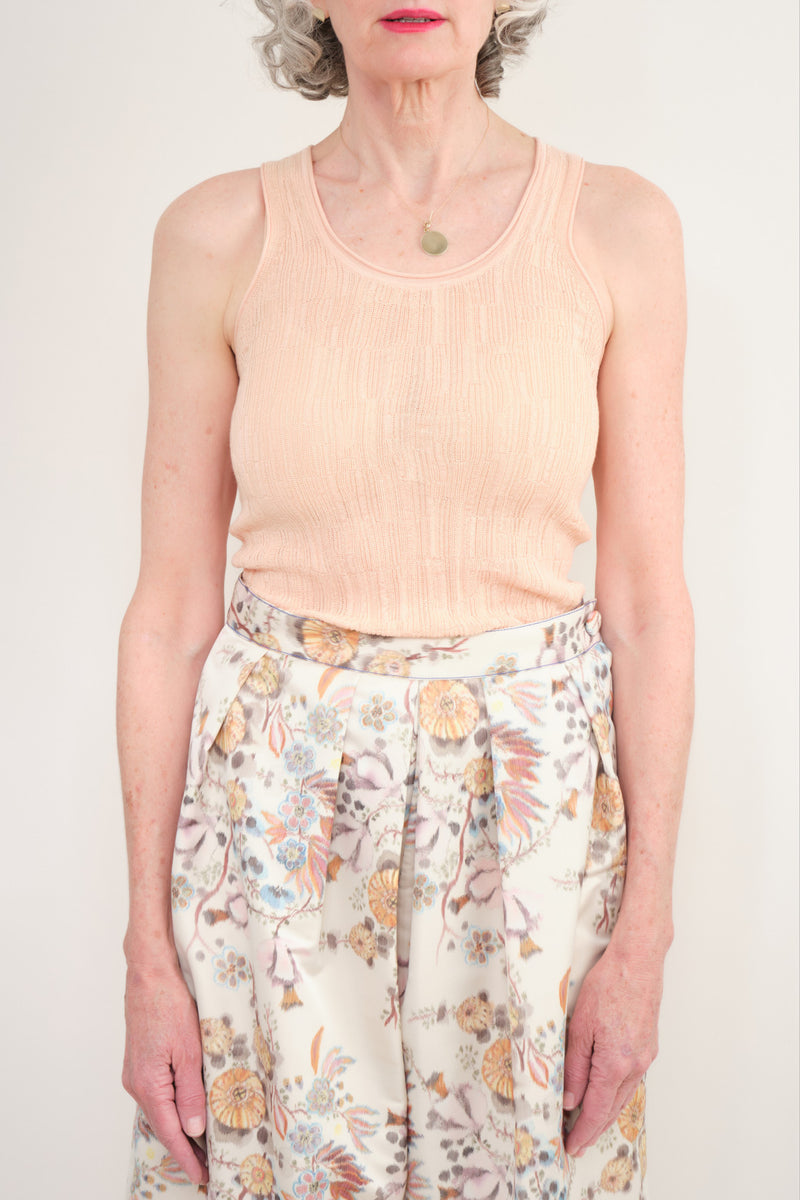 Rachel Comey Levy Tank In Peach