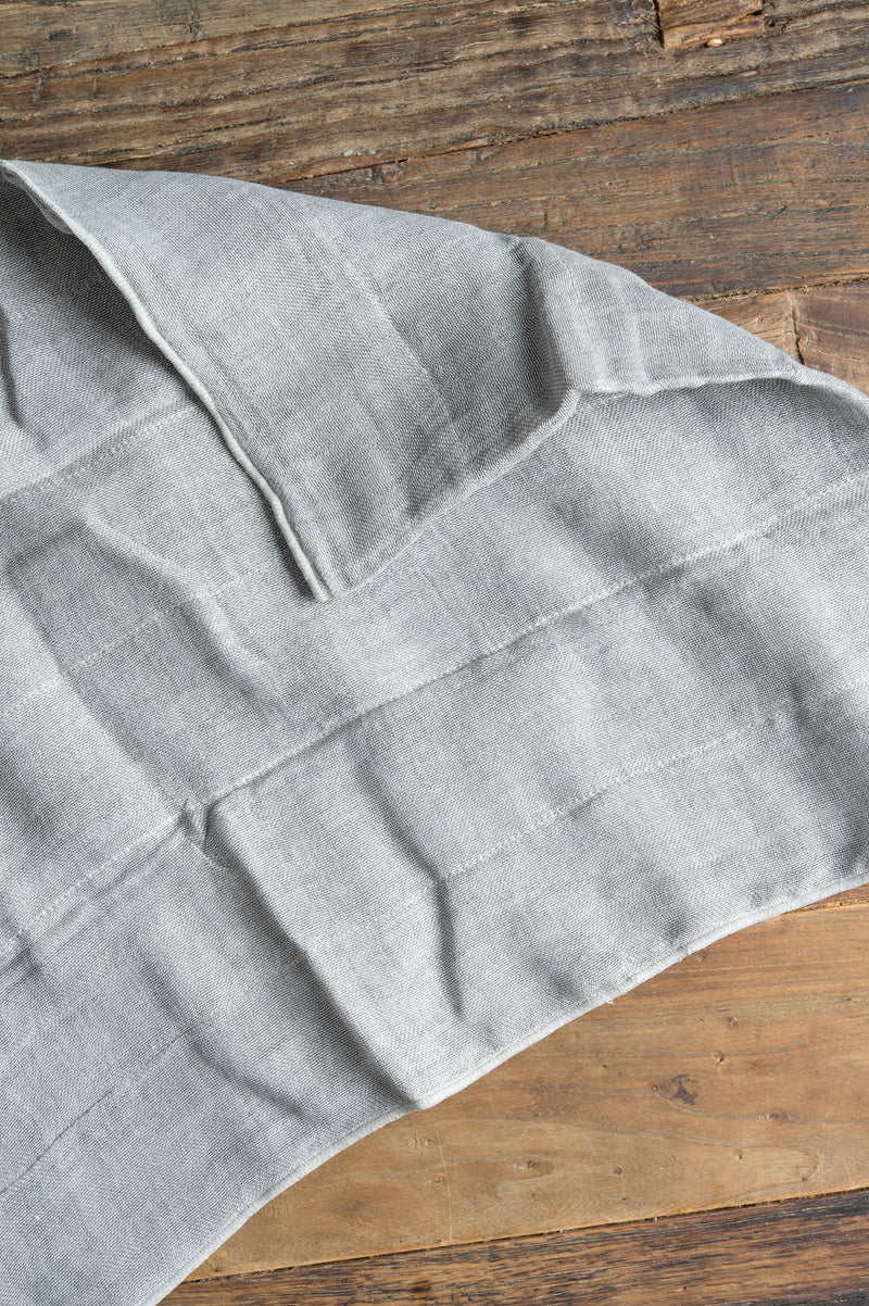 charcoal infused pillowcase