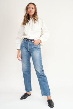 chimala straight cut jeans