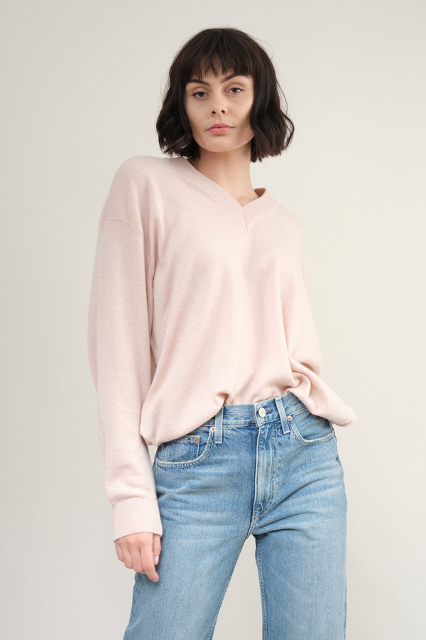 Christian Wijnants khage sweater in rosa