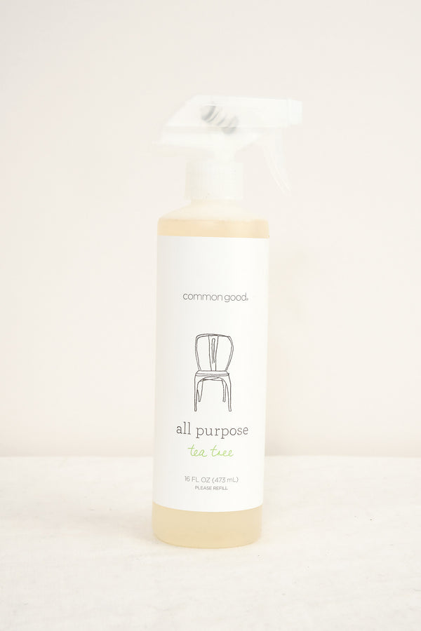 Common Good all purpose cleaner