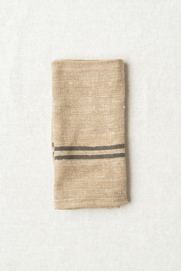 Creative Women beyond burlap napkin in grey