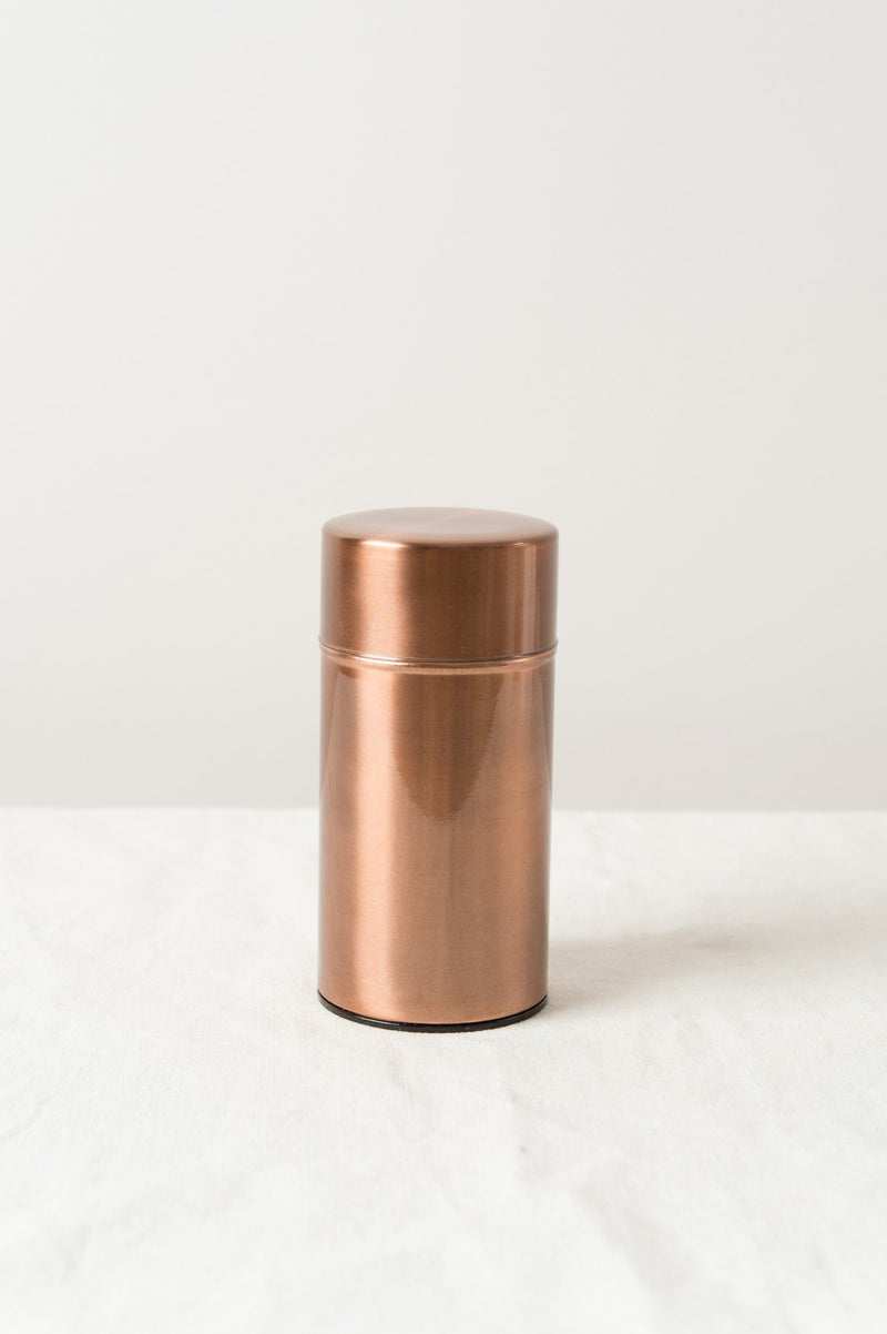 Air tight tea canister