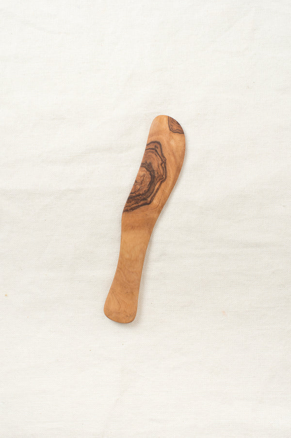 Saarde Olive Wood Butter Knife
