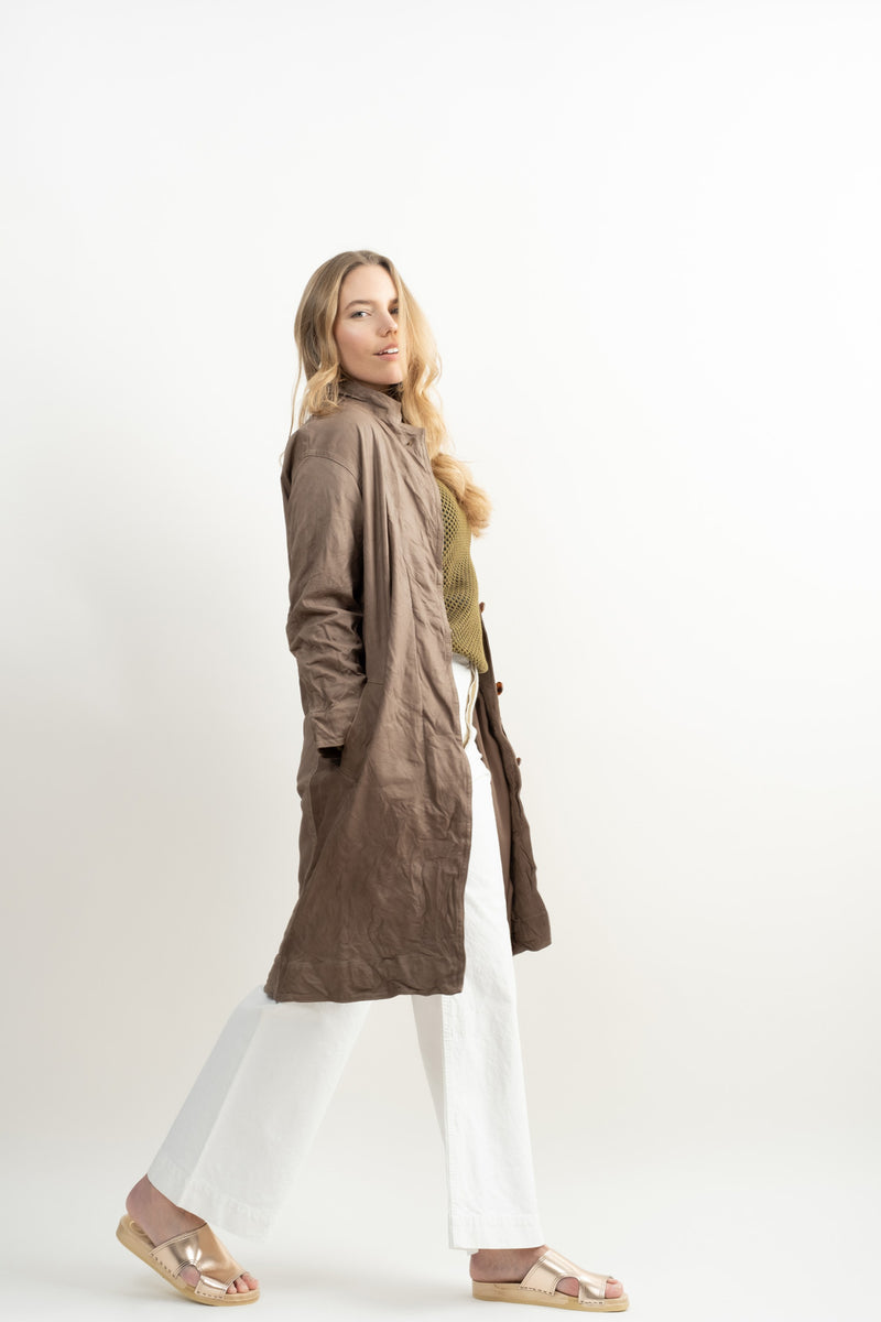 Sisii Duster Coat