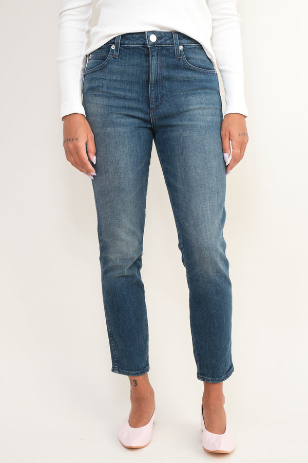 amo denim high rise jeans