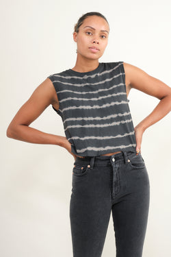 Amo Denim sleeveless babe tee