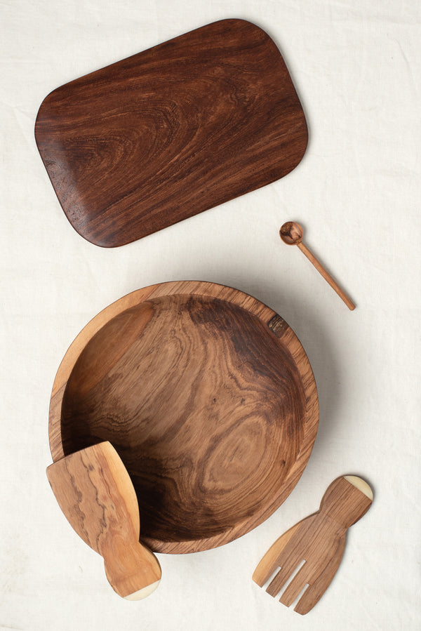 Wooden Sugar Spoon