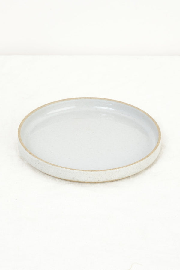 Hasami Porcelain Small Plate In Gloss Gray