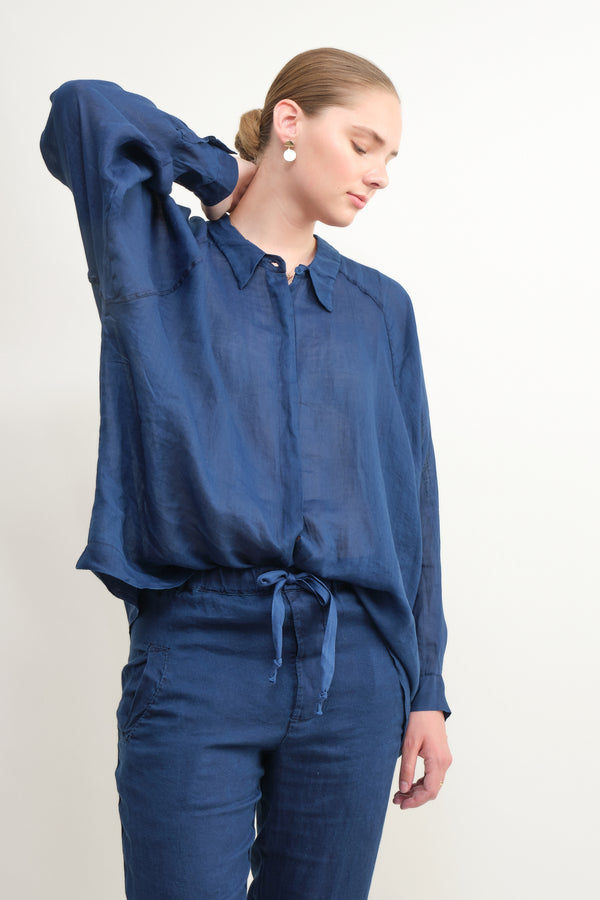 Kristensen du Nord button up top