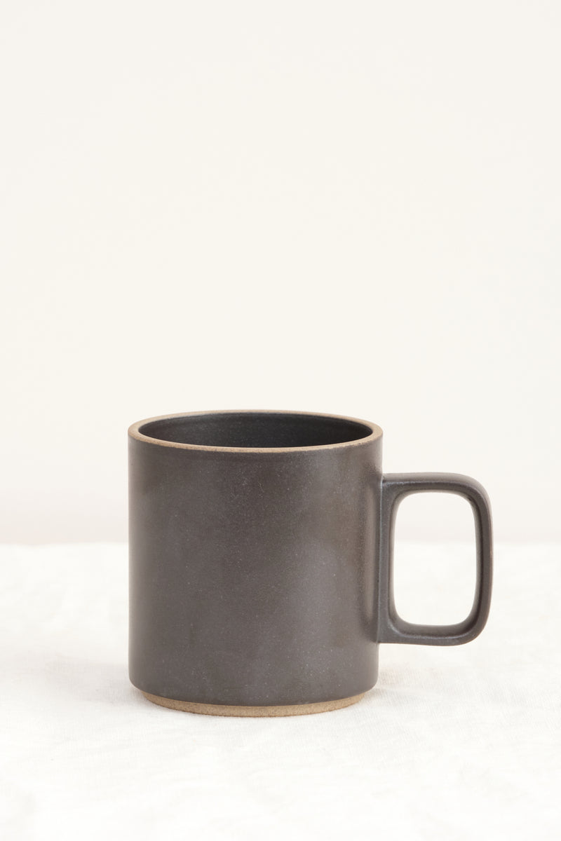 Hasami Porcelain 13oz Mug Black